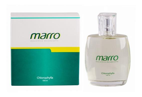 Colônia Marro Chlorophylla 100ml Original E Selado - Compre!