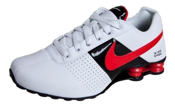 Tênis Nike Shox Deliver S L Couro - Importação Oficial Nike