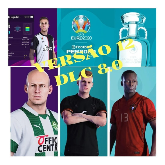 Patch Pes 20 Ps4 Libertadores 2020 Super Promoção!!