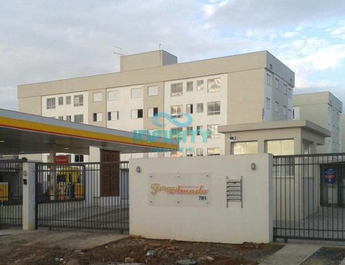 Imagem 1 de 10 de Apartamento À Venda No Bairro São Vicente, Gravataí. Cod 1265 - V1265