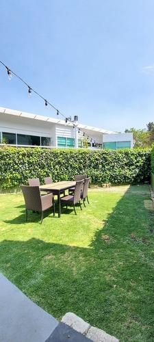 Imagen 1 de 30 de Venta Casa En Condominio Con  Jardín Cerca De Santa Fé