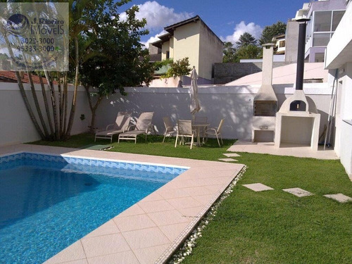 Imagem 1 de 30 de Casa Em Condomínio Granja Viana 4 Dormitórios 5 Vagas  Para Venda Em São Paulo Ii Cotia-sp - 900968