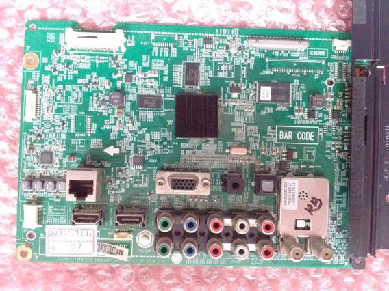 Placa Principal Da Tv Lg Mod. 42ls4600****eax64991101(1.0)