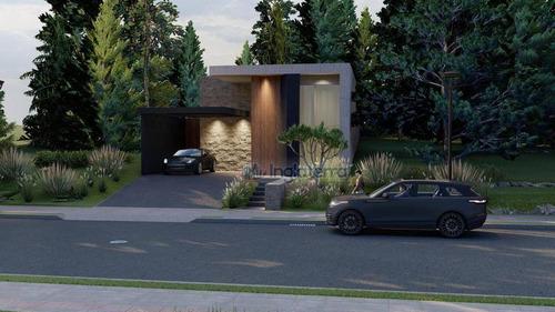 Imagem 1 de 12 de Casa À Venda, 142 M² Por R$ 800.000,00 - Parque Tauá - Londrina/pr - Ca2163