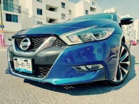 Nissan Máxima Sr V6 2016