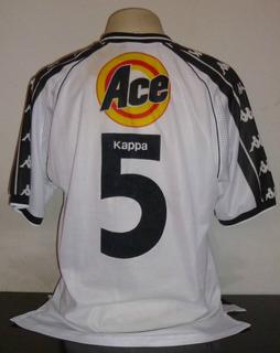 Camisa Kappa Vasco Da Gama #5