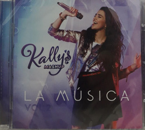 Cd Kallys Mashup La Musica Vol.2 Nuevo En Stock 2019