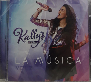 Cd Kallys Mashup La Musica Vol.2 2019