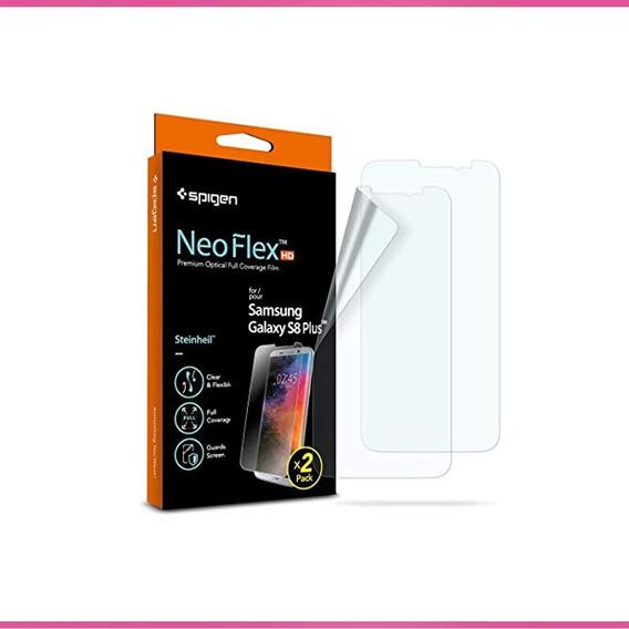 Film Spigen Neo Flex Hd Samsung Galaxy S8 Plus X2