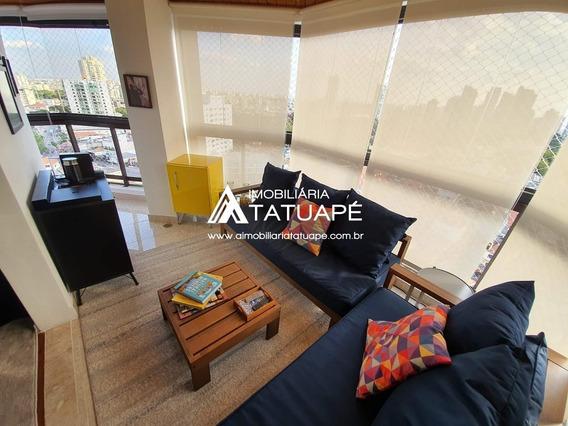 Condomínio Anália Gold - Rua Antonio De Barros 2841 - Ap000283 - 67876569