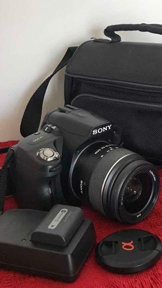 Câmera Sony A390