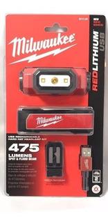 Hard Hat Light Milwaukee 2111-21
