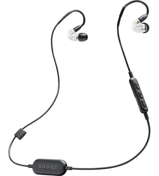 Fone De Ouvido Shure In-ear Se215 Cl Bt - Bluetooth