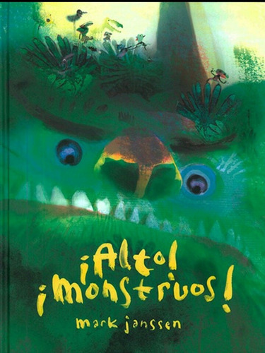 Imagen 1 de 1 de ¡ Alto ! ¡ Monstruos ! / Pasta Dura Infantil Fce