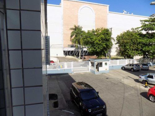 Imagem 1 de 10 de Apartamento Com 3 Dorms, Aparecida, Santos - R$ 287 Mil, Cod: 364 - V364