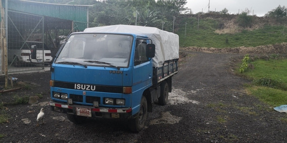 Isuzu Pick-up Nkr Camioncito