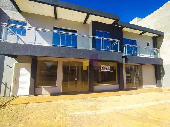 Sala Para Alugar, 140 M² Por R$ 2.850,00/mês - Maria Luiza - Cascavel/pr - Sa0189