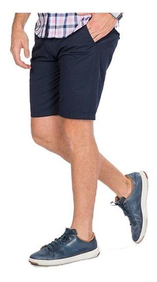 Bermudas Shorts Gabardina Hombre Casuales Cortas Playa Moda