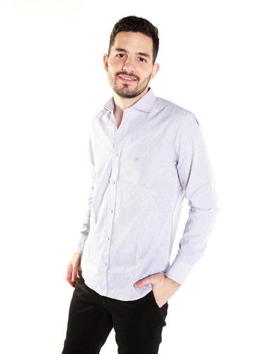 Camisa Paul Richards Vestir Manga Larga