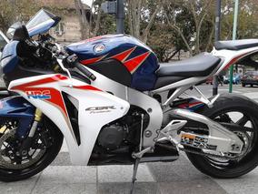 Honda Cbr 1000 Hrc 2011 Impecable..centro Motos