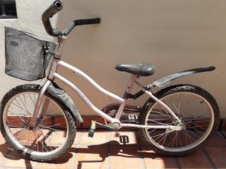Bicicleta Piñón Fijo Rodado 20