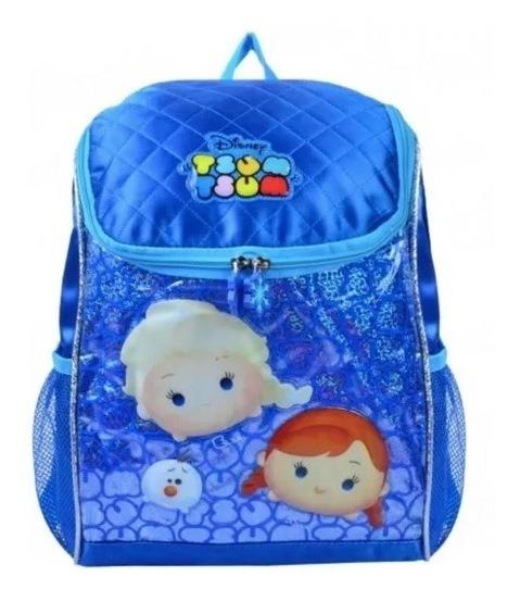 Mochila Costas Infantil Escolar Frozen Baby Elsa Olaf