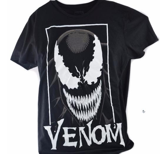 Playera Marvel Venom Original Promo