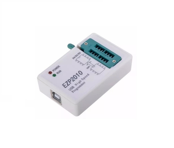 Gravador De Eeprom Ezp2010 High-speed Usb Series 24, 25 E 93