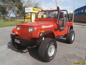 Jeep Wrangler 4x4 Sincrónico