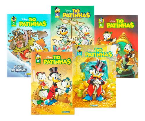Imagem 1 de 5 de Gibi Culturama Disney Tio Patinhas