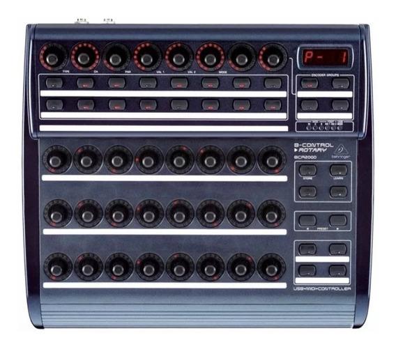 Behringer Bcr2000 Midi/usb Controller