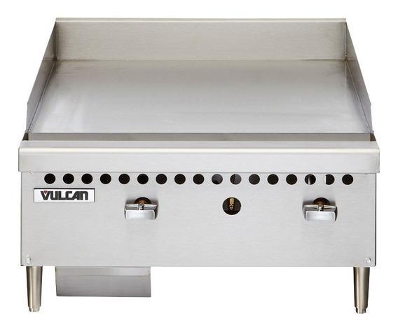 Chapa Bifeteira A Gas/glp Vulcan 610x52mm Hobart