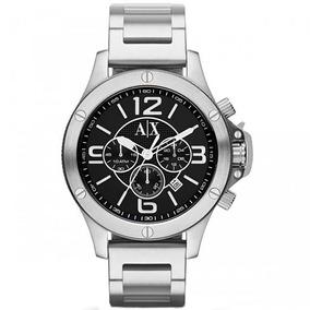 Relógio Armani Exchange Pulseira De Aço Ax1501/1pn