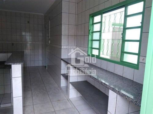 Casa Com 3 Dormitórios À Venda, 102 M² Por R$ 297.000,00 - Parque Das Andorinhas - Ribeirão Preto/sp - Ca1437