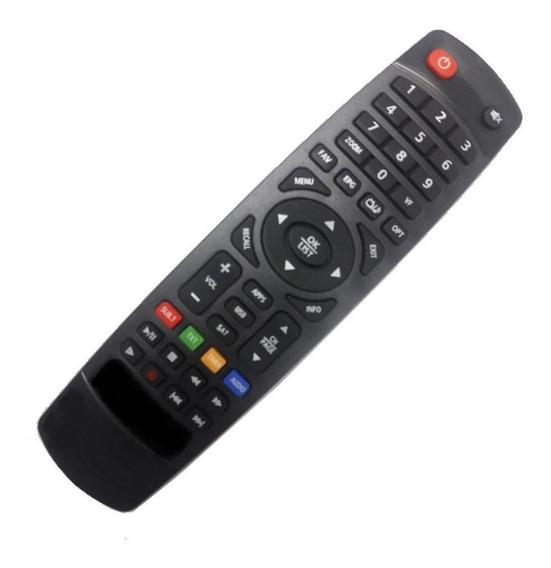 Controle Remoto Tv Universal Digital Duo Novo Sat Testado