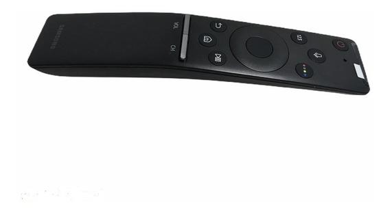 Controle Original Samsung 4k Uhd74a Bn59-01274a Tecla Voice