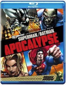 Blu-ray Superman/ Batman: Apocalypse