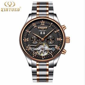 Reloj Kinyued Mechanical Watches Ultimos Dias De Promocion