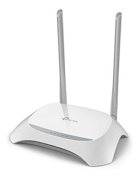 Roteador Wireless Tp-link Tl-wr849n 2 Antenas Fixas