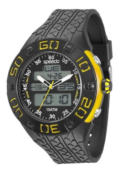 Relógio Masculino Anadigi Speedo 81077g0egnp1