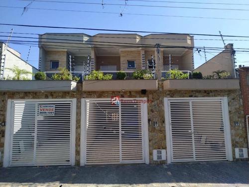 Sobrado Com 2 Dormitórios, 1 Suite À Venda, 120 M² Por R$ 375.000 - Jardim Caguassu - São Paulo/sp - So2762
