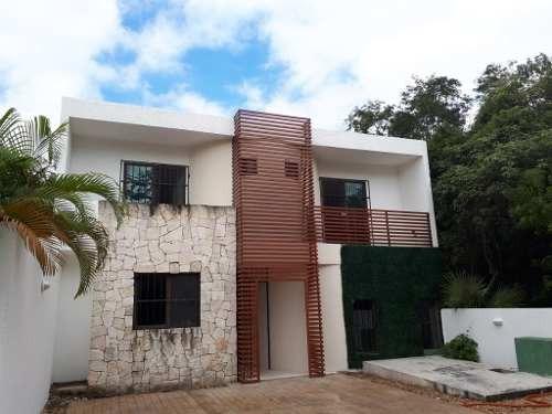 Casa En Almendros 3 Hab Playa Delcarmen P2613