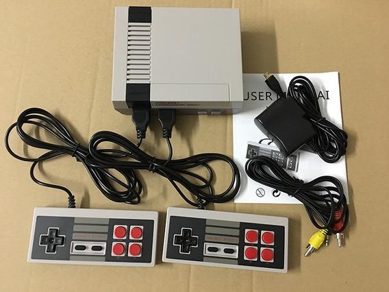 Mini Nintendo Snes Nintendinho Video Game Retro Jogos Antigo