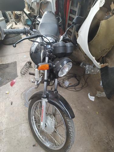 Honda Fank Ks 125 Cb