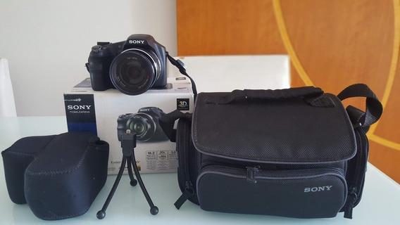 Câmera Sony Saber-shot Hx200v