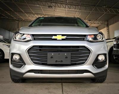 Chevrolet Tracker Premier Tb C/ Teto Sol. 1.4. Prata 2018/19