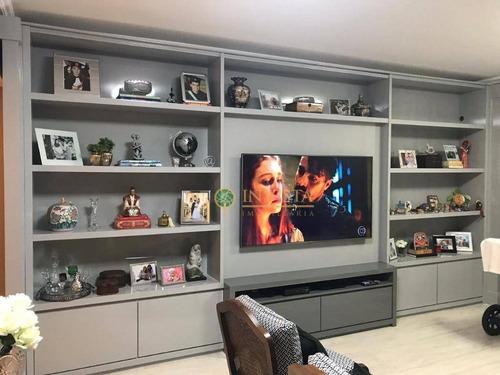 Imagem 1 de 11 de Apartamento Na Beira Mar Norte - Ap2857