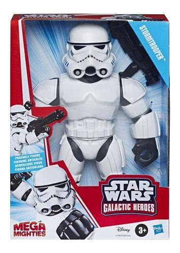 Star Wars Stormtrooper Muñeco Galactic Heroes Hasbro