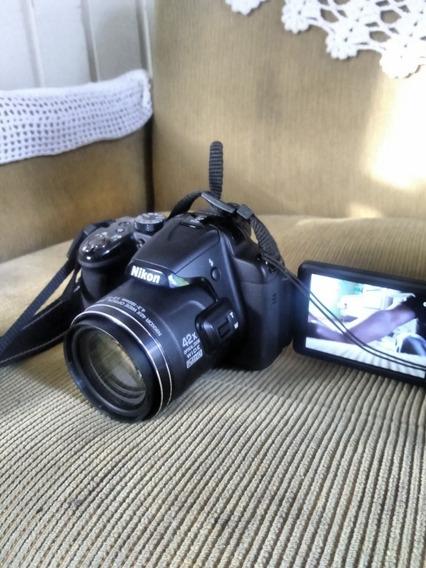 Câmera Fotografia Nikon Coolpix P520