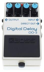 Pedal Boss Digital Delay Dd 3 Dd3 N.fiscal Garantia1ano Nf